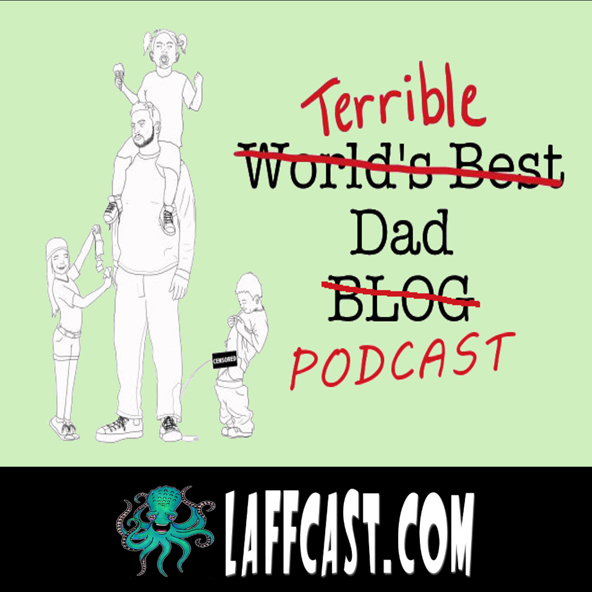 Terrible Dad Podcast